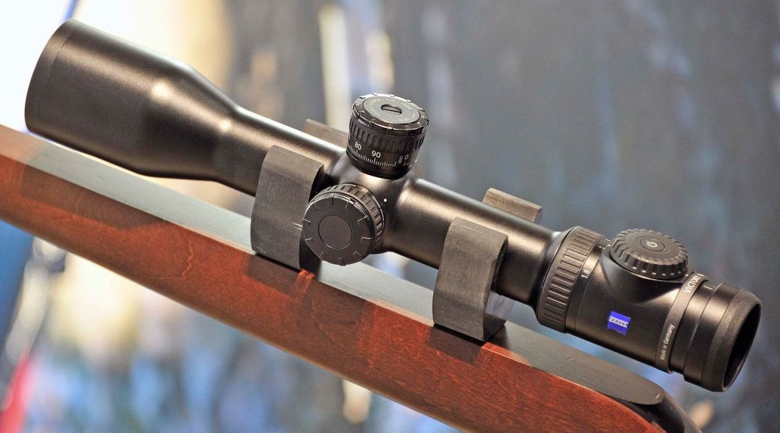 Zeiss Victory V8 riflescopes line