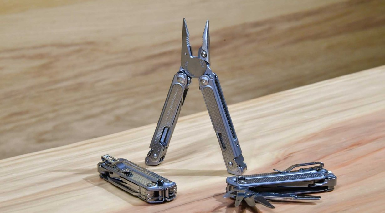 The Free Multi-Tool by Leatherman