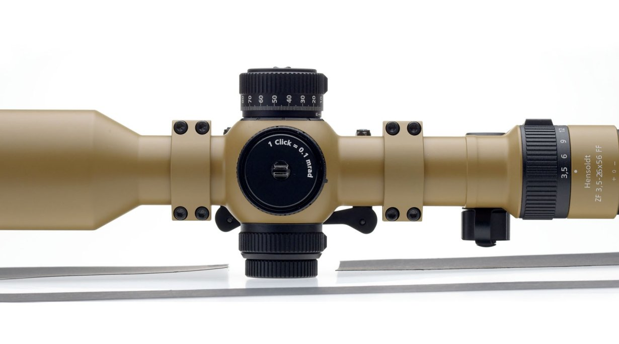 Hensoldt ZF 3.5-26 x 56 FF