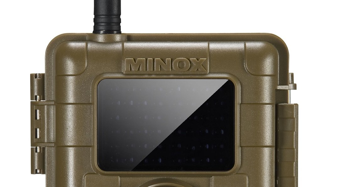 Minox DTC 1100 GSM and 4G green version