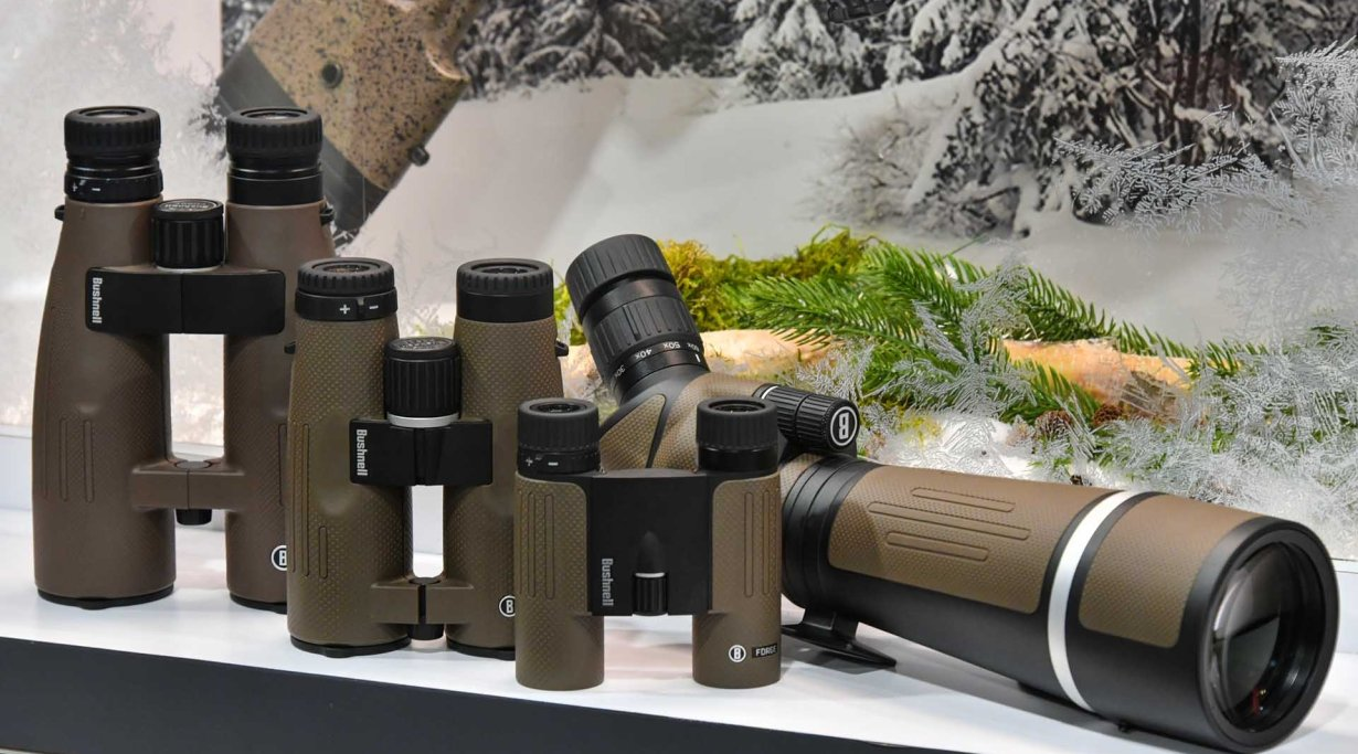 Bushnell Forge line of hunting optics