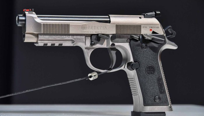 photo gallery: New Handguns for 2019 from IWA Outdoor Classics Show
