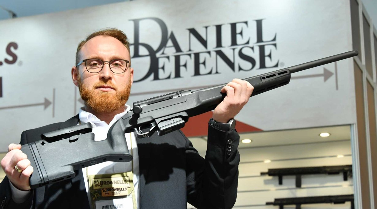 Daniel Defense Delta 5 rifle