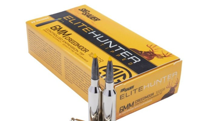 sig-sauer: New from SIG Sauer: Elite Hunter Tipped rifle ammunition
