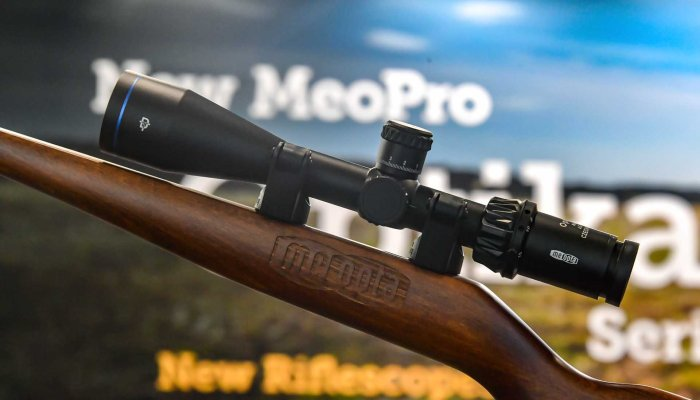 meopta:      New Optika 6 riflescopes from Meopta