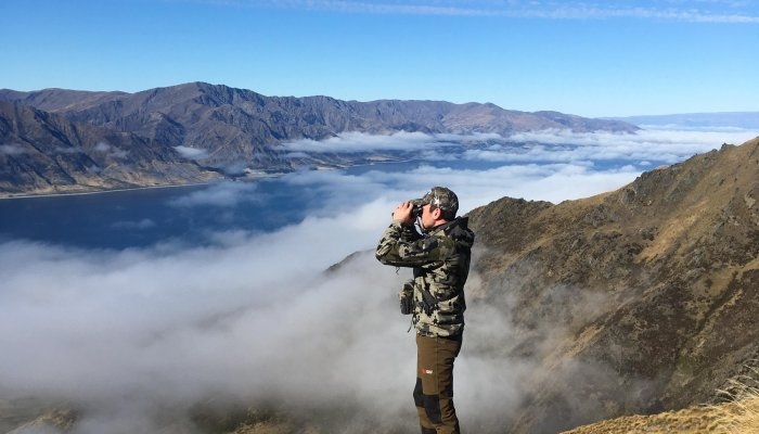 culture: Dream Hunt: hunting in New Zealand, South Island