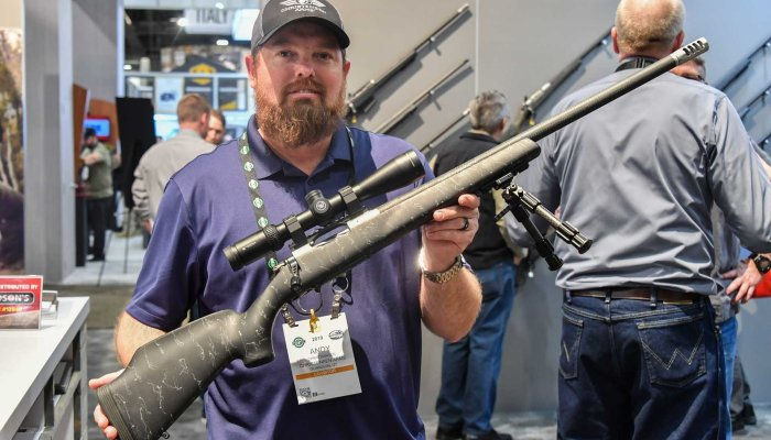 hunting-rifles: Christensen Arms news 2019: Traverse and MPR rifles