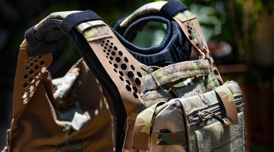 Eagle Ergo Performance System: a body armor suspension to fit any armor carrier system