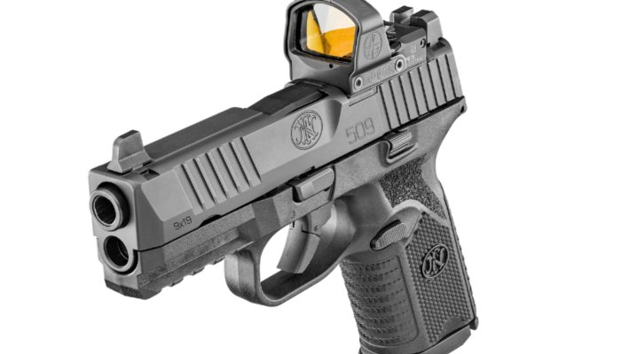 fnh: New FN 509 Midsize MRD: ready for optics