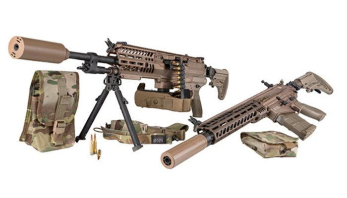 sig-sauer: SIG's Next Generation Weapons are already here!